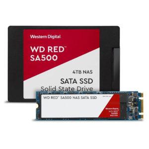 パソコンなどのスピードアップに!ウエスタンデジタル、NASシステム向けの高耐久SATA SSD